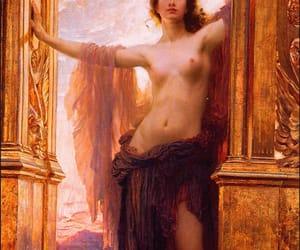 art, painting, and herbert james draper image
