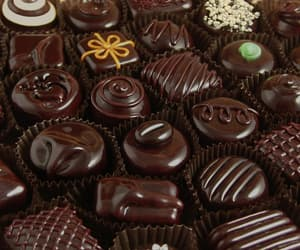 candy, yum, and chocolate image
