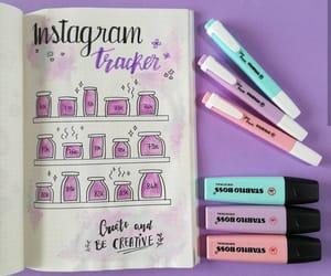 inspiration, journaling, and pastel image
