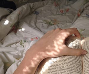 alone, books, and poems image