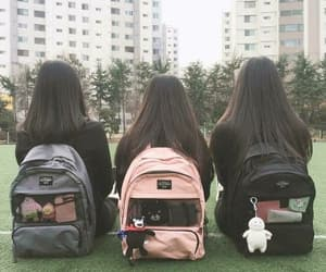 backpack, pastel, and ulzzang image