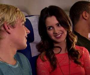 ross lynch, laura marano, and austin and ally image