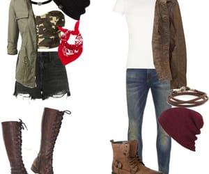 disney, fashion, and descendants image