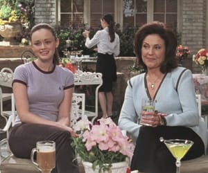 gilmore girls, rory gilmore, and emily gilmore image