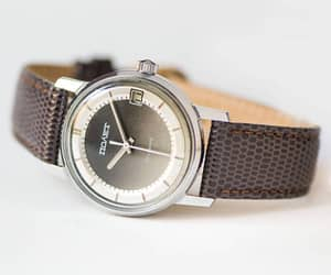 etsy, vintage jewelry, and soviet men watch image