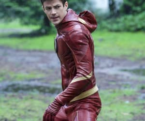 the flash, barry allen, and DC image
