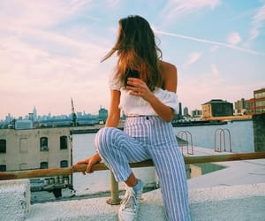 indie, outfits, and summer image
