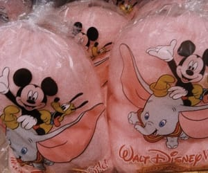 cotton candy, disney, and food image