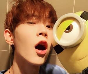 minion, cute, and weibo image