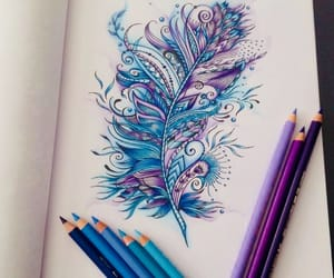 art, drawing, and lovely image