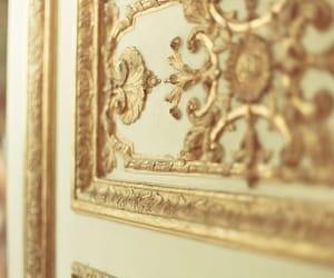 elegant, royal, and gold image
