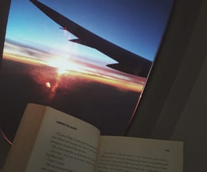 airplane, looking for alaska, and edits image