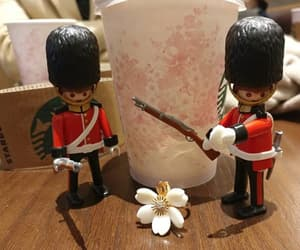 Londres, playmobil, and soldados ingleses image