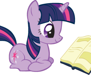read and twilight sparkle image