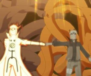 naruto, anime, and minato image