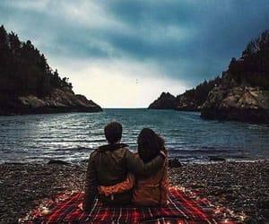 beautiful, boyfriend, and girlfriend image
