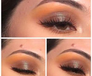 eyeshadow, mac cosmetics, and makeup image