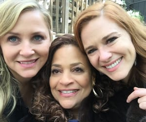 greys anatomy, april kepner, and arizona robbins image