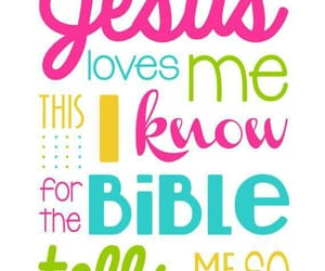 bible, truth, and jesus loves you image