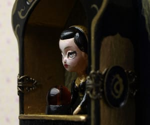 art doll, handcrafted, and machine image
