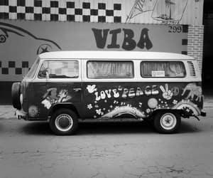 bohemian, street, and van image