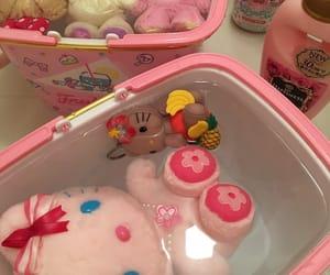 bath, bear, and cat image