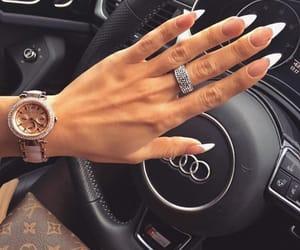 fashion, beauty, and nails image