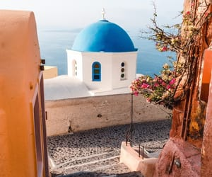travel, adventure, and Greece image