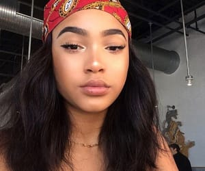 makeup, model, and pretty image