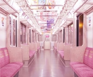 purple, pink, and aesthetic image
