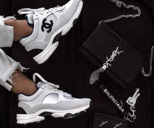 chanel, sneakers, and Balenciaga image