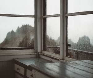fog, home, and nature image