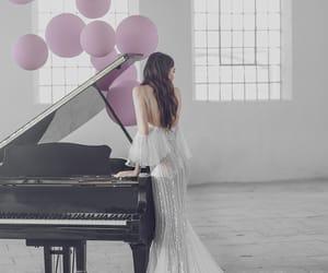 beautiful, pretty, and wedding image