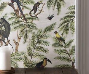 art, birds, and decor image