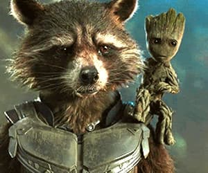 gif, movie, and guardians of the galaxy image