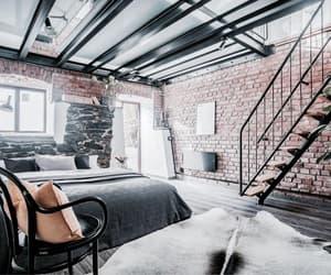 chic, decoration, and minimalism image