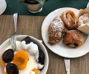 breakfast, dolce, and healthy image