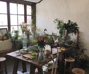 aesthetic, florist, and atelier image