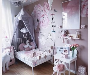 baby, decor, and family image