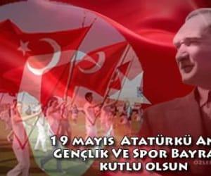 atatürk, 19mayıs, and gençlikvespor bayramı image