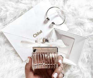 chloe, perfume, and white image