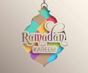Ramadan, ramadan kareem, and رَمَضَان image