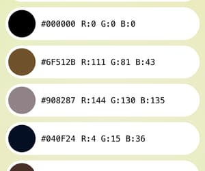 color scheme, paint, and the great gatsby image