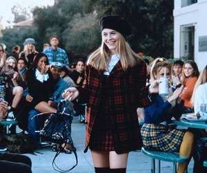 Clueless, alicia silverstone, and girl image