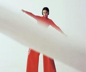fashion, magazine, and red image