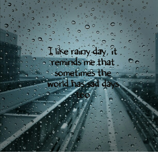 image about quotes in fall winter and rainy days 💕 by isabella