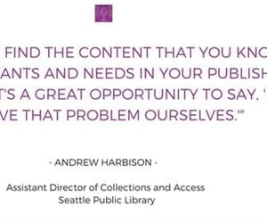 ingram library services, library podcast, and library resource image