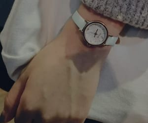 accesories, simple, and watches image