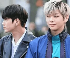 gif, wanna one, and ongniel image