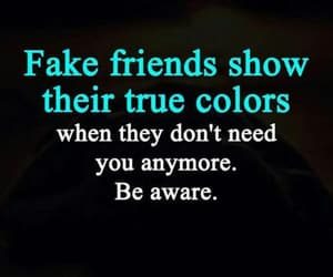 colors, fakefriends, and true image